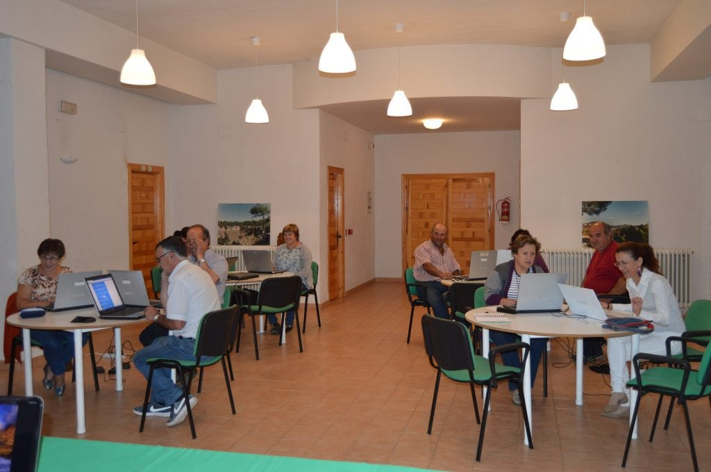 Curso de Introducción a las Nuevas Tecnologías en Cañete, Cuenca