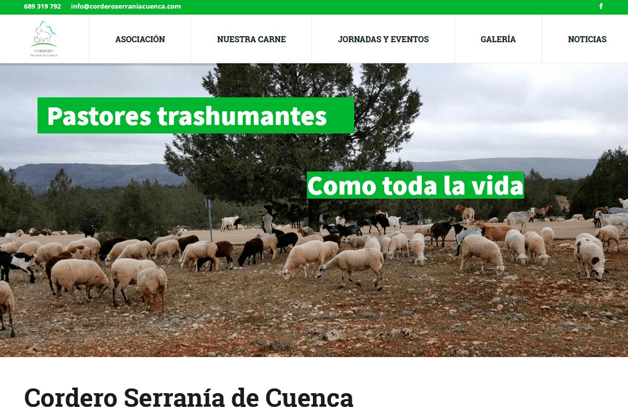 Agencia de marketing cordero serrania de cuenca