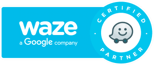 Partner certificado Waze